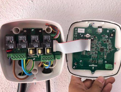 Fuenlabrada: Instalación de punto de carga para vehículo eléctrico